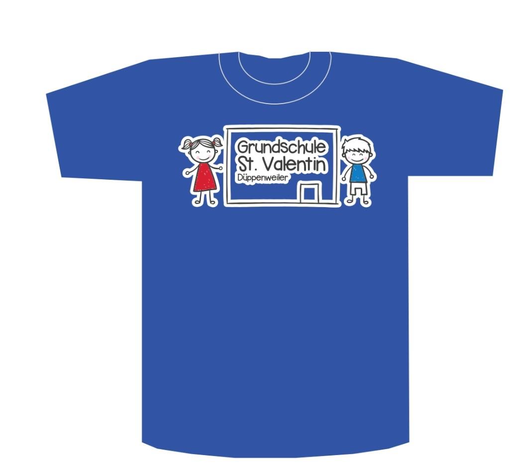 Neue Bestellung von Schul-Tshirts